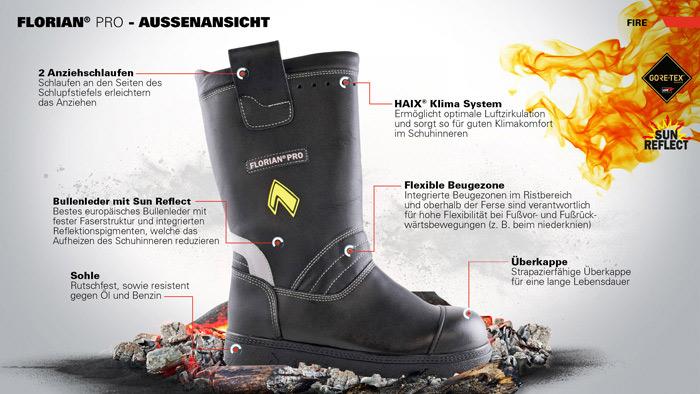 Haix Florian Pro Aussenansicht